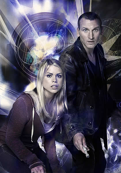 Doctor Who 2005 Publicity Picture